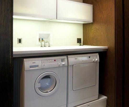 Storage Ready Washer Dryer Lifts Ikea Parts Apartment Therapy