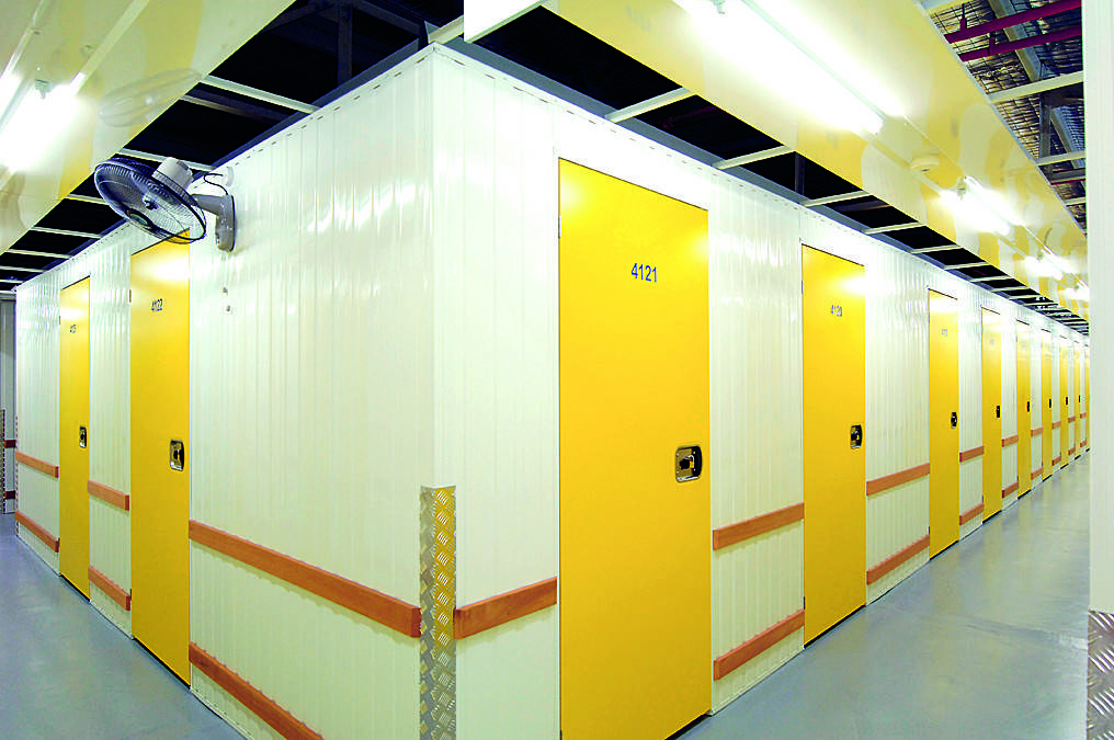 Storage Units Singapore Selfstore Pte Ltd