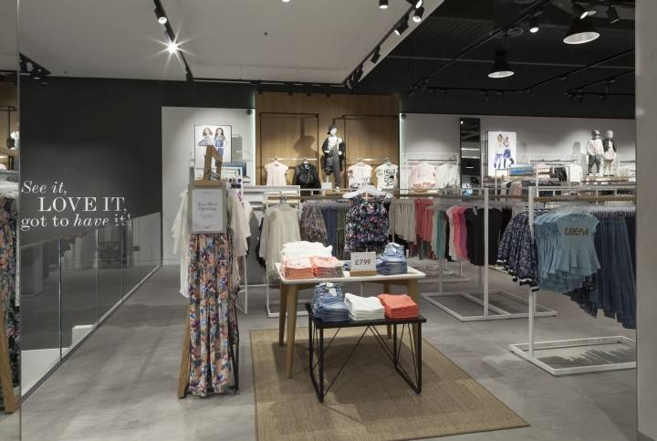 Store Checkland Kindleysides London Retail Design Blog