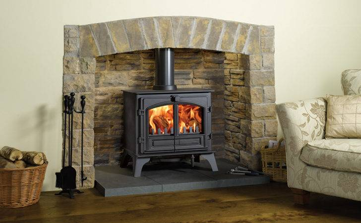 Stovax Multi Fuel Wood Burning Stoves Traditional