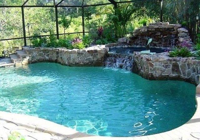 Strandberg Tropical Pool