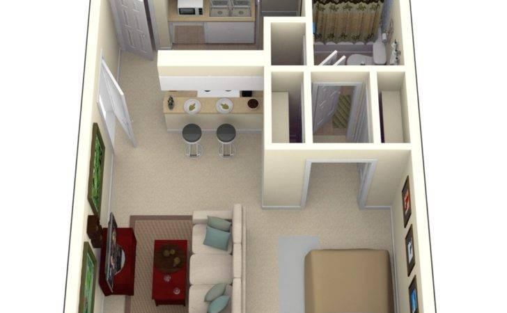 Studio Apartment Floor Plans Home Decor Design