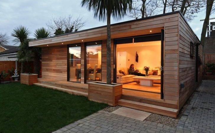 Studios Contemporary Outdoor Buildings Ranging Garden Rooms