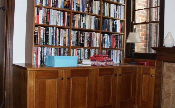 Study Office Wall Units Bookshelves Melbourne