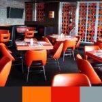 Stunning Color Scheme These Restaurants