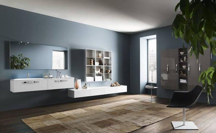 Stunning Contemporary Modular Bathroom Compositions Inda