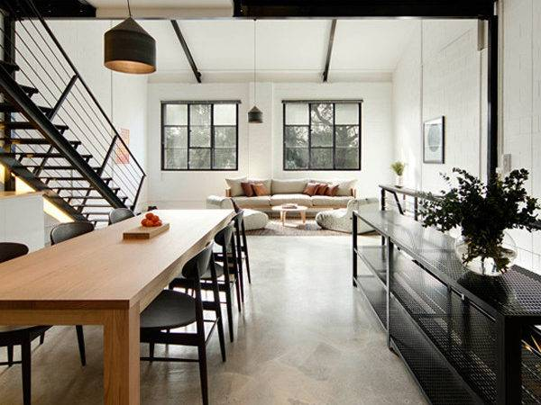 Stunning Converted Warehouse Melbourne Style Files