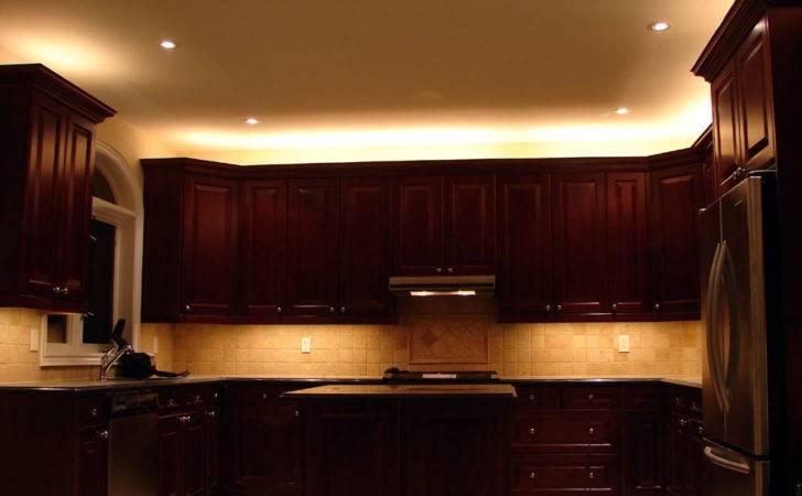 Stunning Led Pot Lights Kitchen Jpeg