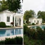 Stunning Pool Houses