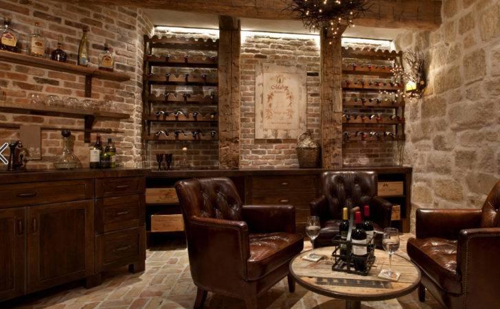 Stunning Wine Cellar Design Ideas Can