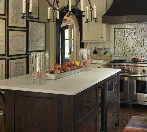 Style Kitchen Design Minneapolis Mosaic Tile Backsplash