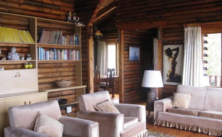 Style Log Home Interiors Moreover Cabin Interior Design