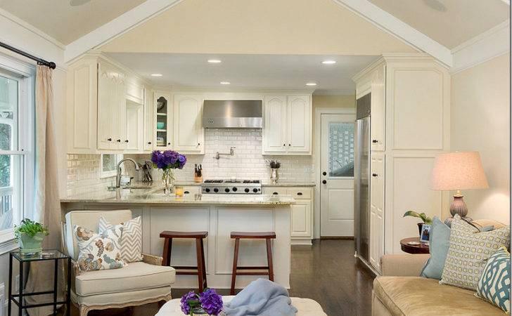 Style Small Open Kitchen Room Fair Layout Ideas