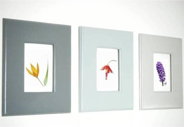 Style Wall Hanging Frames Photos Art Modern