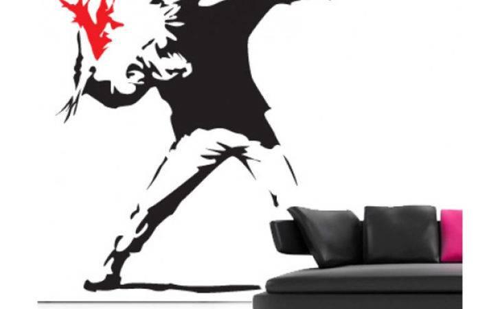 Style Wall Stickers Vinyl Decal Giant Graffiti Urban Art Ebay