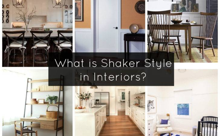 Stylehunter Collective Shaker Style Interiors Furniture
