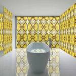Styliano Tree Designs Glass Fabric Lighting
