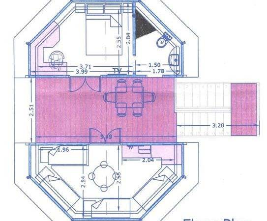 Stylish Banyan Treehouse Floor Plan Simple Long Home Building