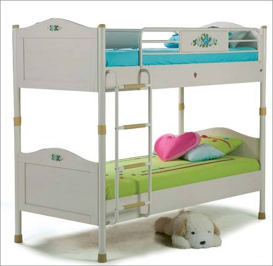 Stylish Bunk Beds Young Girls
