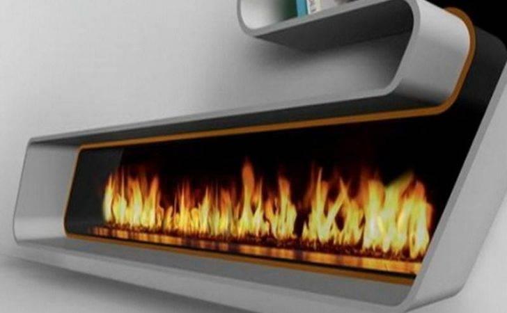 Stylish Gas Fireplaces Modern Fireplace