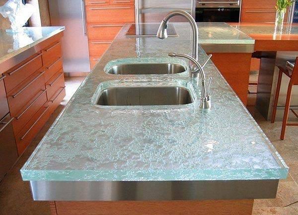 Stylish Kitchen Countertop Materials Modern Ideas