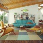 Stylish Mid Century Living Room Design Ideas Digsdigs