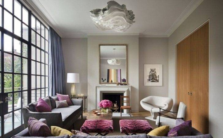 Stylish Townhouse Very Cozy Interior New York Digsdigs