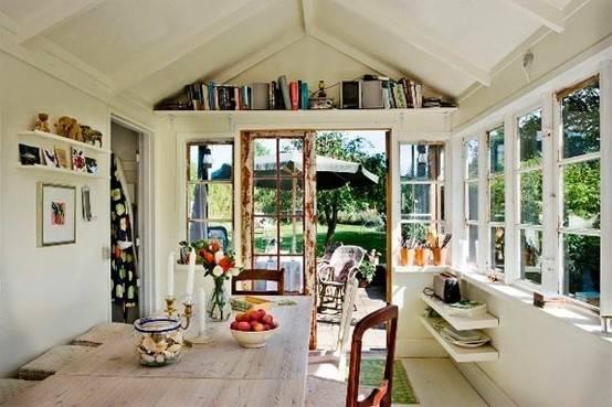 Summer Home Located Outside Copenhagen Via Nordic Designs