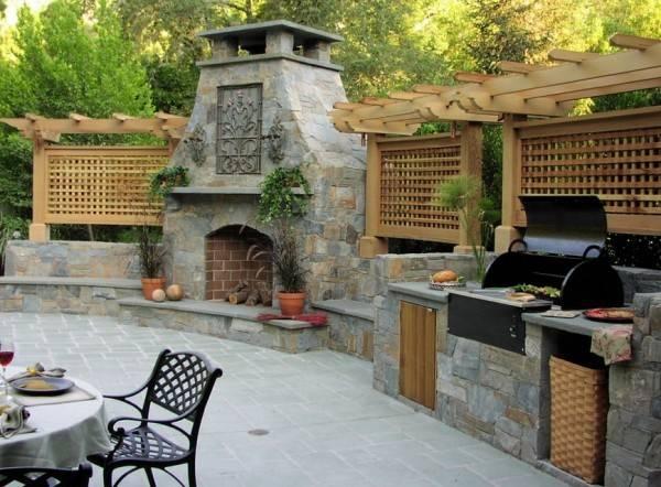 Summer Kitchen Creating Ideal Outdoor