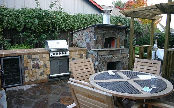 Summer Kitchens Masonry Etc