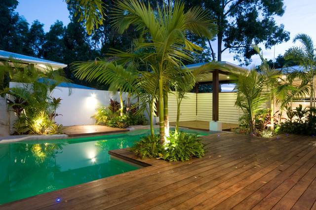 Summit House Tropical Pool Other Metro Skale Building