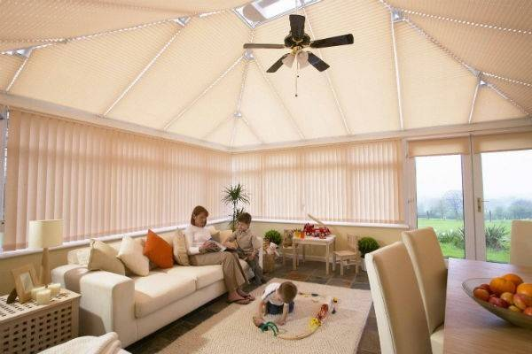 Sun Room Beautiful Insulated Conservatory Ceilings