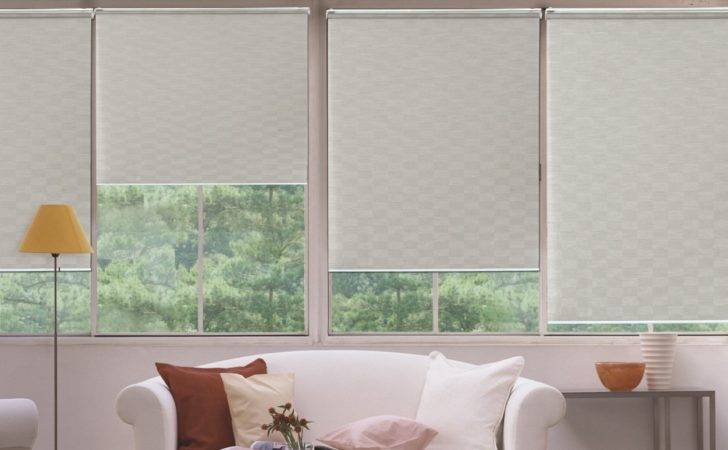 Sun Shades Window Roller Blinds