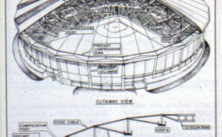 Suncoast Dome Schematic Diagram Florida Fabric Roof
