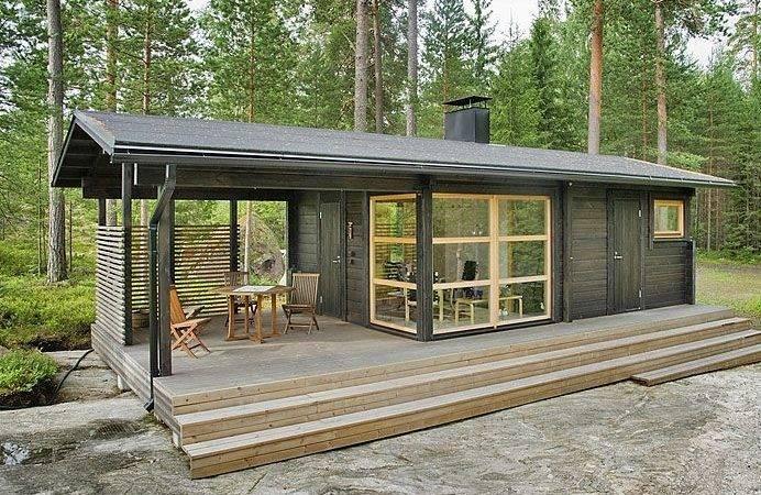 Sunhouse Modern Prefab Homes Designer Kalle Oikkari Architect