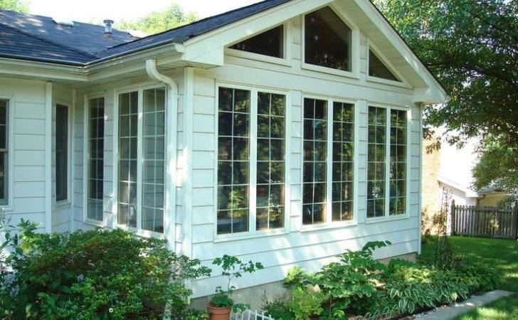 Sunroom Additions Home Addition Models Straight Eave