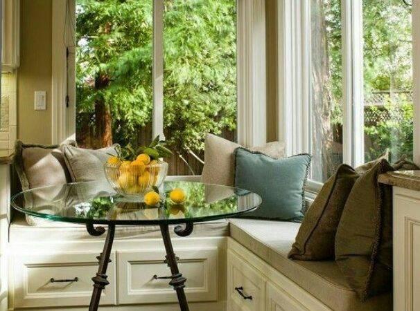 Sunroom Dining Home Pinterest