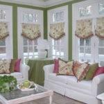 Sunroom Hingham Window Treatments