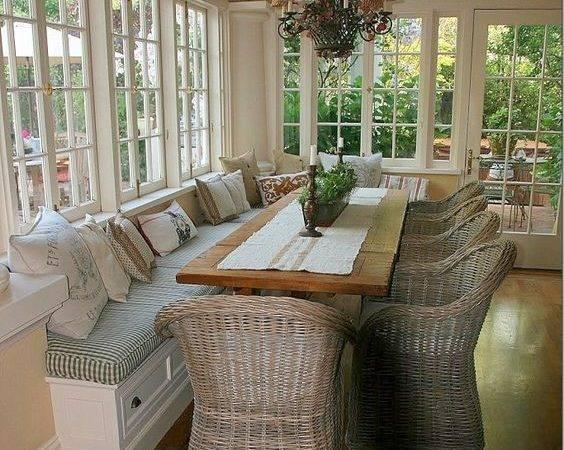 Sunroom Idea Home Design Pinterest Nooks Dining