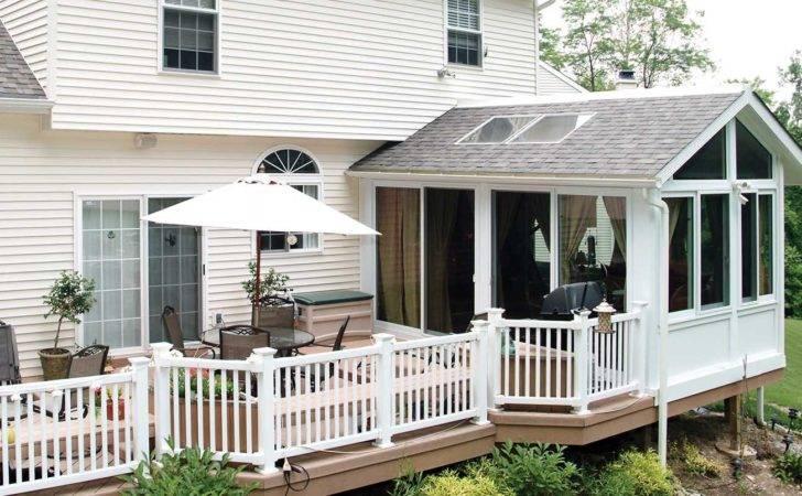 Sunroom Kit Easyroom Diy Sunrooms Patio Enclosures Personal