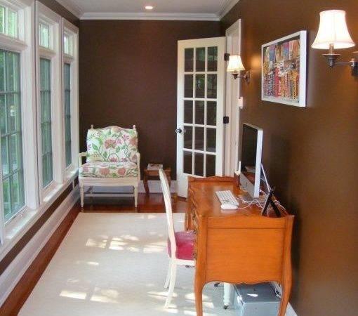 Sunroom Office Board Just Hugh Pinterest