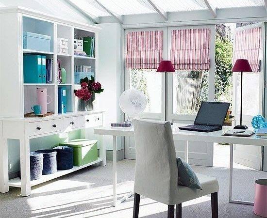 Sunroom Office Home Heart Pinterest