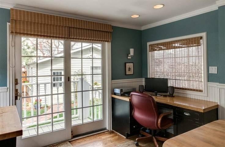 Sunroom Office Home Pinterest