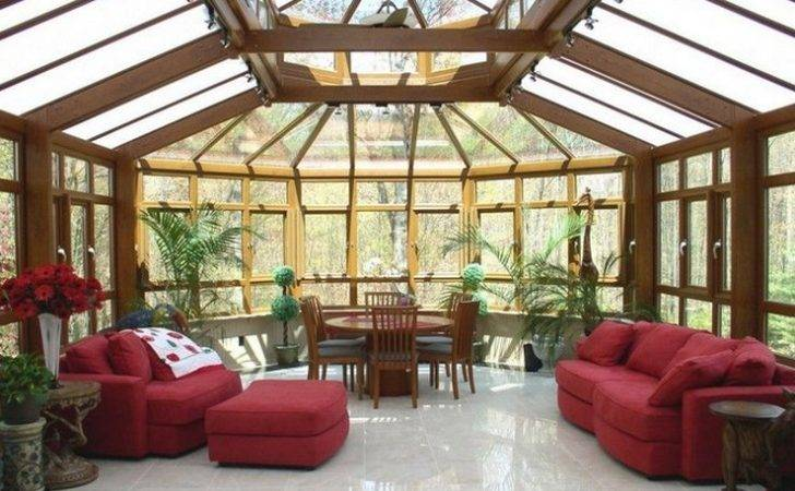 Sunroom Office Ideas Furniture Garage Home