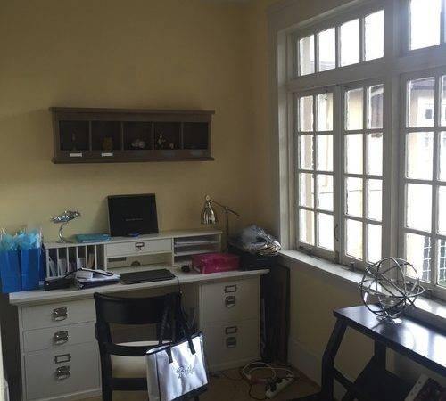 Sunroom Office Ideas