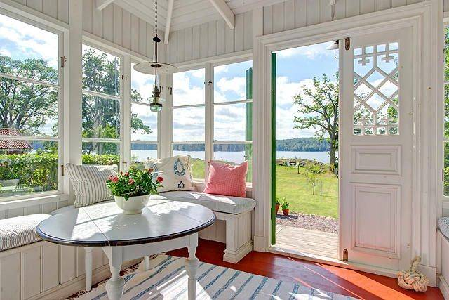 Sunroom Sea Cool Spaces Stairs Pinterest