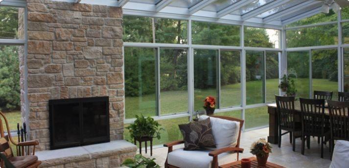 Sunrooms Louis Baths House Windows Room Additions