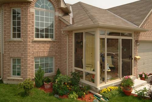 Sunrooms Not Have Large Either Small