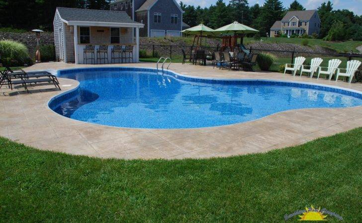 Sunshine Pool Company New Pools Ground