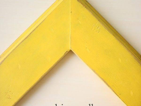 Sunshine Yellow Frames Pinterest